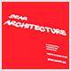 Cartaz Querida Arquitetura