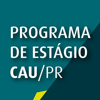 Imagem Programa de Estágio do CAU/PR