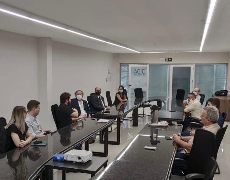 Reunião ACIC