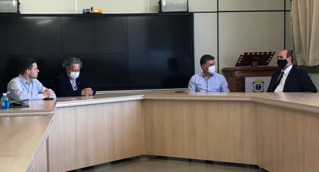 Reunião Prefeitura Cascavel